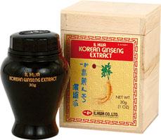 Extracto Puro de Ginseng Ilhwa frasco 30 gr