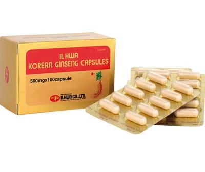 ginseng capsulas