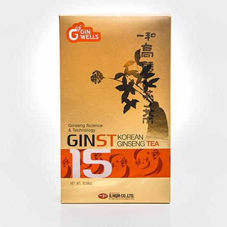 Autentico Ginseng Coreano